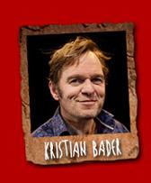CAVEMAN Kristian Bader