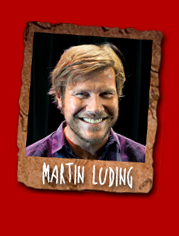 CAVEMAN Martin Luding